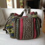 my handbag, myself