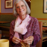 why i'm knitting for the cure by eileen adler