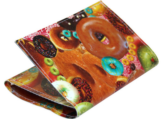 Eleven Eleven donut wallet