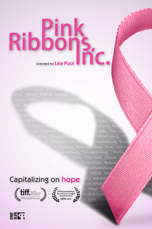 Movie about the commercialization of breast cancer