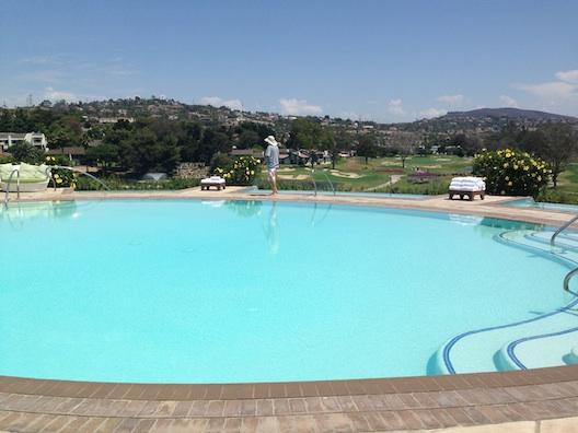 Edge Pool at La Costa