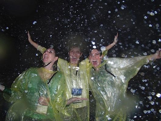Bridal Veil Niagara Falls