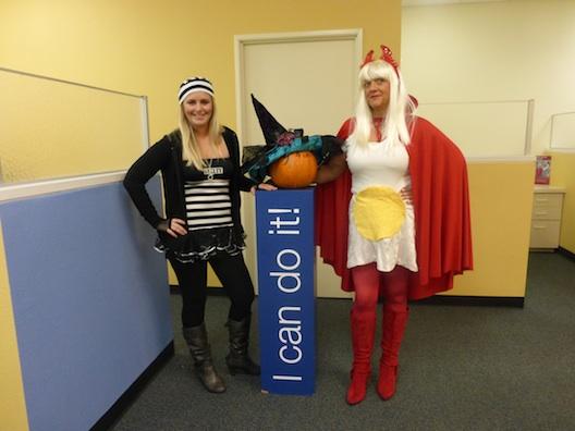 Halloween at Jenny Craig