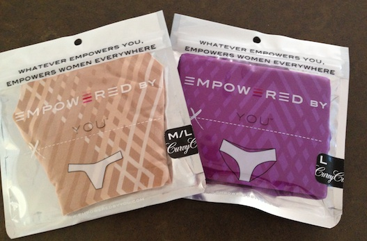Empowered by You package front