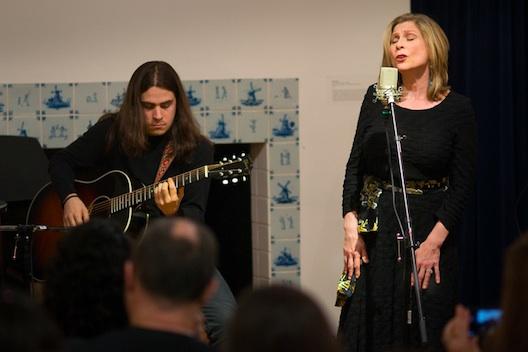 Amy Burton and Joshua Musto