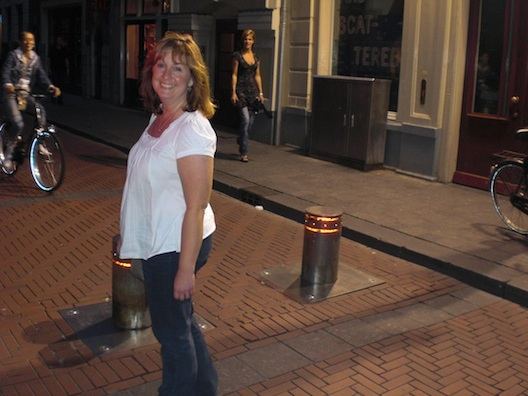 Lois in Red Light District