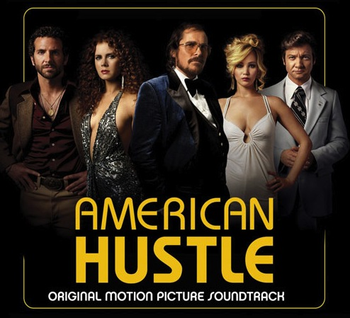 American Hustle CD