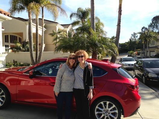 Mazda - Lois and Helene