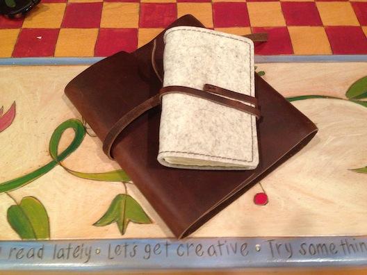 Rustico journals