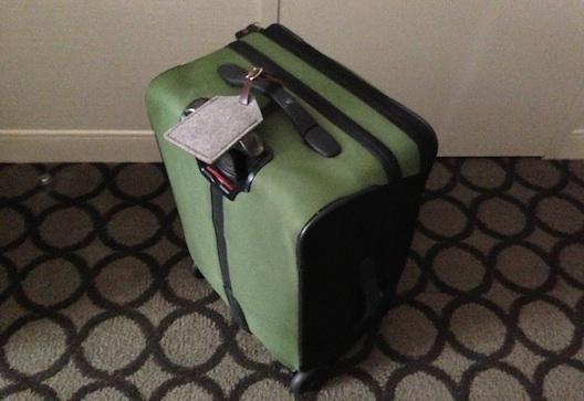 Rustico luggage tag