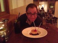 Michael Hacienda dessert