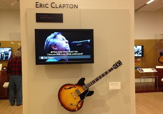 MIM Eric Clapton