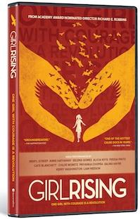Girl Rising DVD