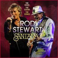 Rod Stewart & Santana