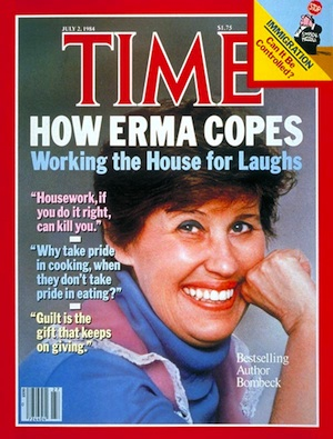 Erma Bombeck on Time