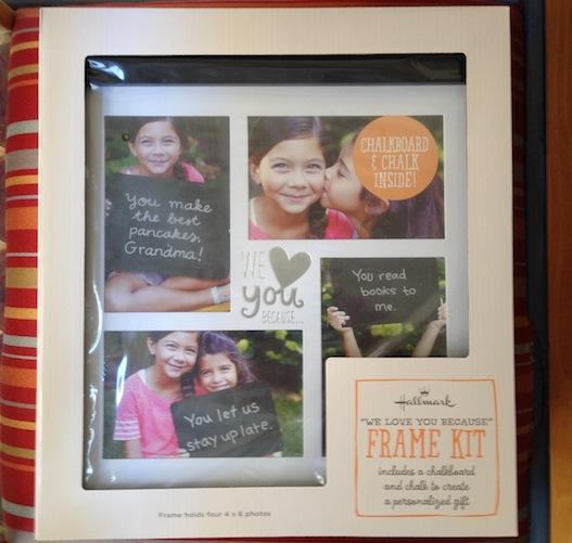 Hallmark frame kit