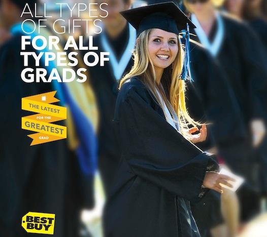 Best Buy graduation