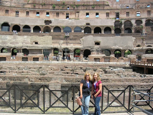 Colosseum - Lois and Sara
