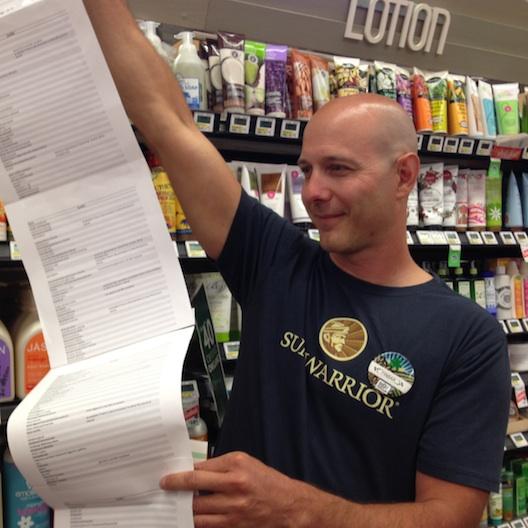 Whole Foods ingredients