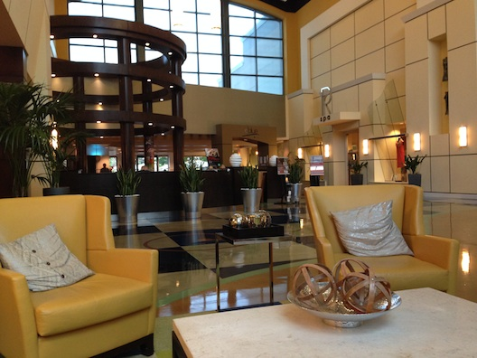 Renaissance ClubSport lobby