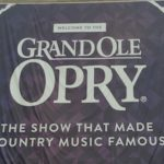 my buick bucket list trip: the grand ole opry