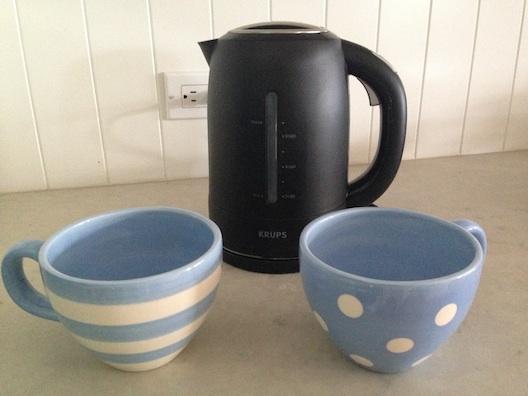 Krups electric kettle