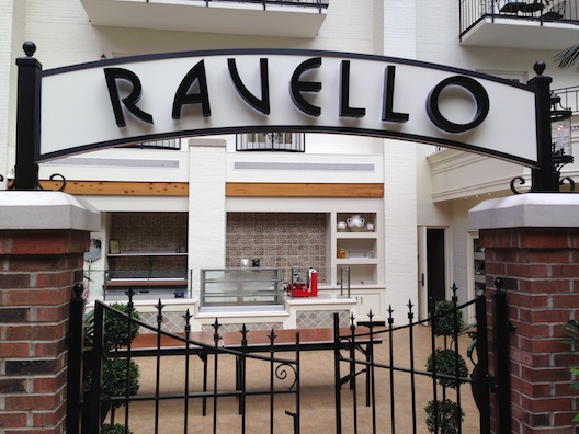 Opryland Ravello sign