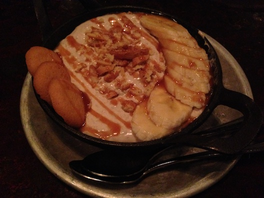 Opryland banana pudding cream pie