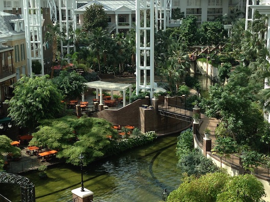 Opryland overview