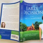 """""""early decision"""" by lacy crawford – plus a book giveaway"""