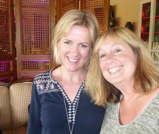 Jojo Moyes and Lois