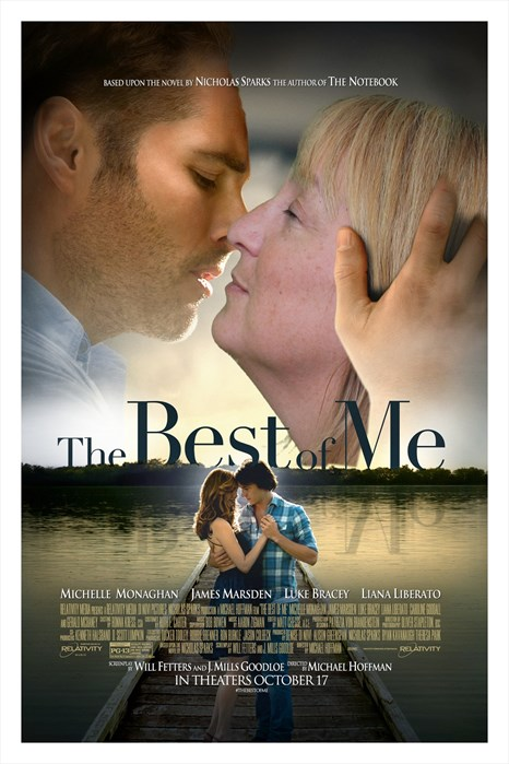 Best of Me poster with Lois