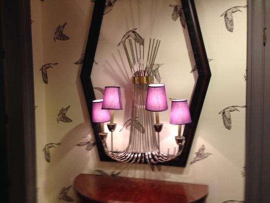 Hotel Monaco lamps