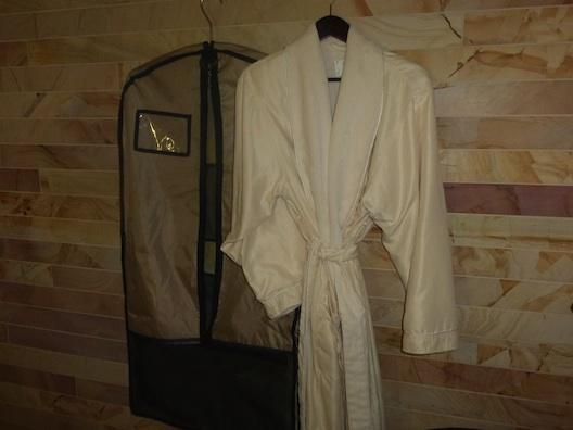 Hotel Palomar robe