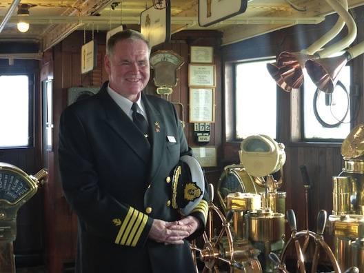 Queen Mary Commodore
