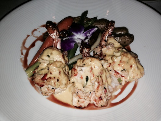 Queen Mary lobster