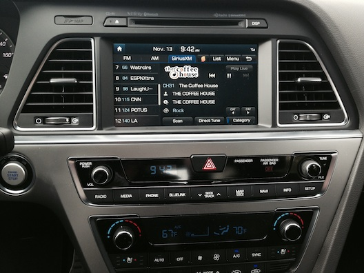Hyundai Sonata Sirius