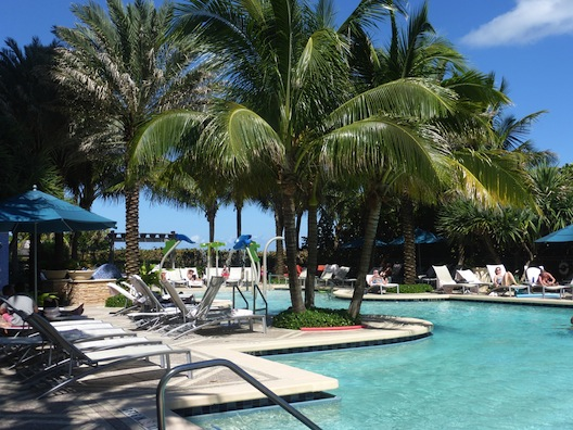 Marriott Vacation Club pool