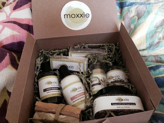 Moxxie box