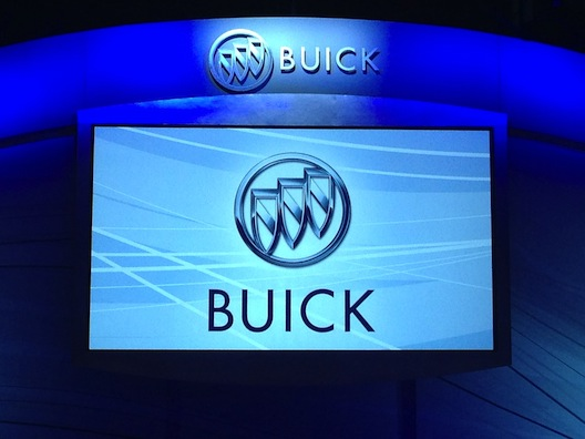 Buick signs