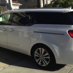 kia sedona: the grown-up minivan