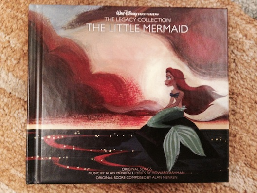 Little Mermaid CD cover