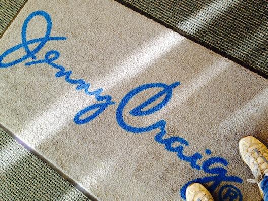 Jenny Craig mat