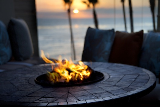 Surf & Sand firepit