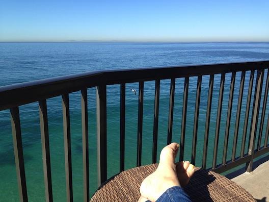 Surf Sand Balcony