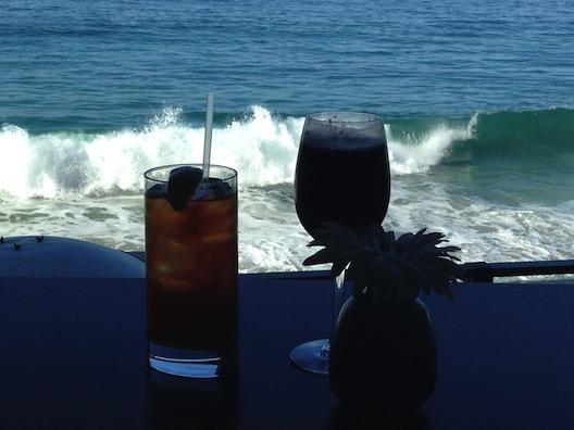 Surf & Sand breakfast