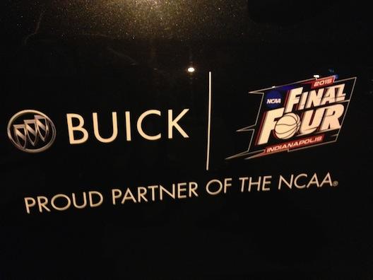Buick partner of NCAA