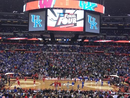 Final Four Kentucky
