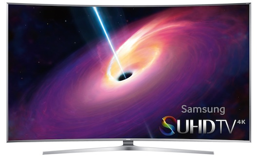 Best Buy Samsung SUHD TV