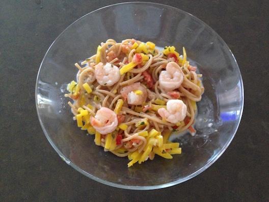 Jenny Craig shrimp